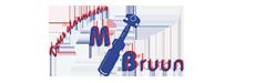 Glarmester Bruun logo